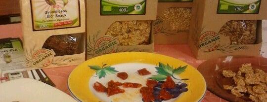 Bio Sétány is one of vega és egészség.