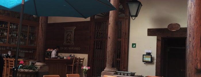 Hotel Casa del Naranjo is one of sebastien 님이 좋아한 장소.