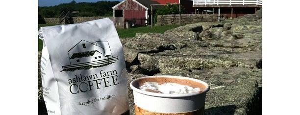 Ashlawn Farm Coffee is one of Be Outside.