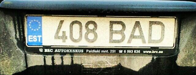 Kodakondsus- Ja Migratiooniamet is one of Ольга'ın Beğendiği Mekanlar.
