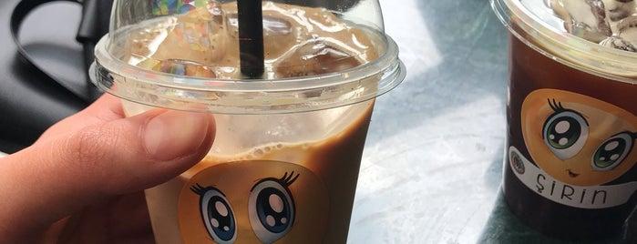 Brew Mood Coffee&Tea is one of Sezen 님이 좋아한 장소.