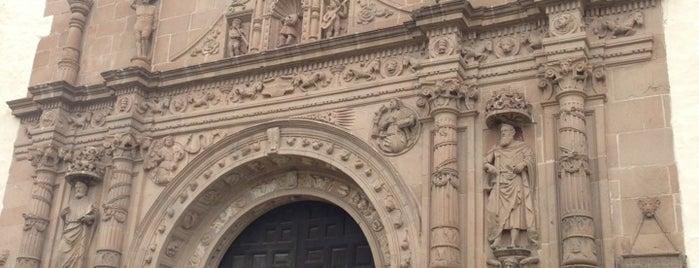 Convento de Acolman is one of Cultura.