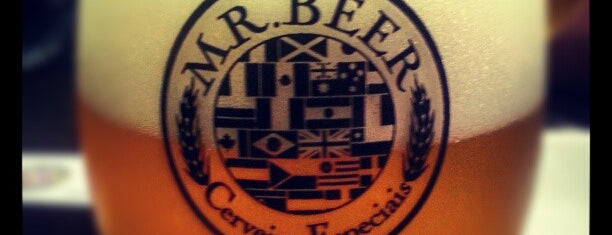 Mr. Beer is one of Locais salvos de Marcia.