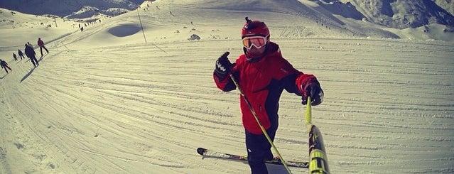 Les 3 Vallées is one of Ski.
