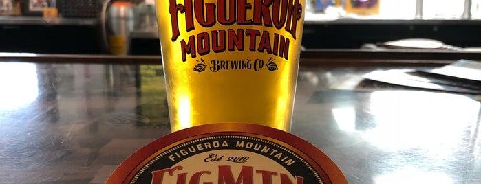Figueroa Mountain  Brewery is one of Santa Barbara 2018.