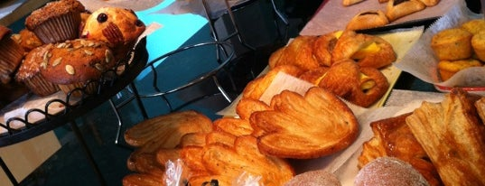 Gina's Bakery is one of places to go around montclair.