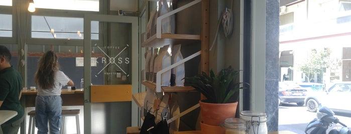 Kross Coffee Works is one of G&S Crete.