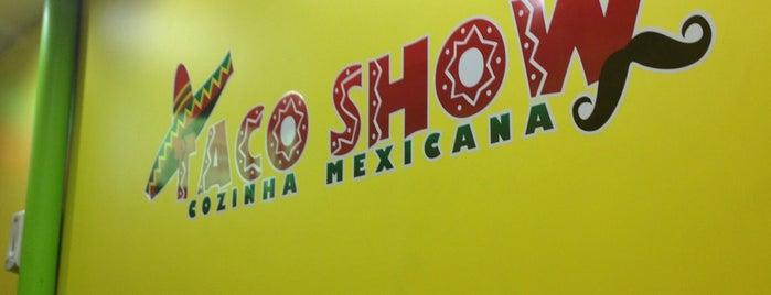 Taco Show is one of Lugares recomendados.