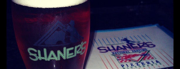 Shaner's Pizzeria is one of Tyroneさんの保存済みスポット.