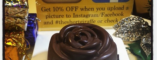 The Short Giraffe Mini Confections & Catering is one of Florida.
