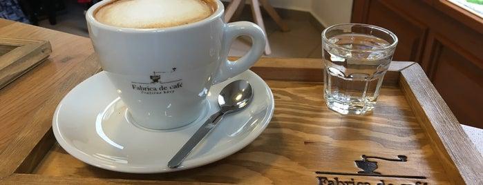 Fabrica de Café is one of Zuzana'nın Beğendiği Mekanlar.