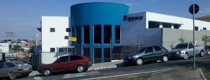 Detran Limeira is one of Orte, die Leandro gefallen.