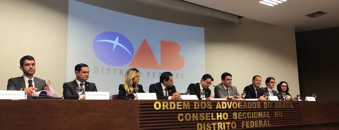 OAB/DF is one of Lieux qui ont plu à Fernando Viana.
