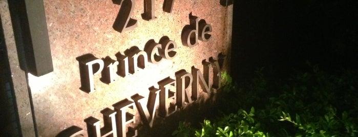 Cond. Edificio Prince de Cheverny is one of De sempre.