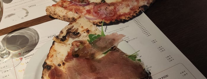 NAP Neapolitan Authentic Pizza is one of Ir a conocer.