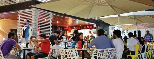 Vaporetto Container Bar is one of Recife.