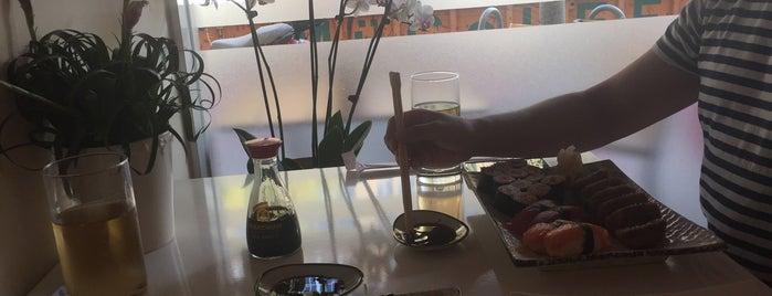 Edo Sushi is one of Berlin.