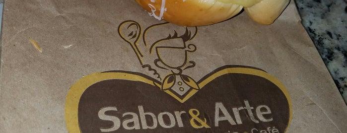 Sabor & Arte Paderia is one of Lieux qui ont plu à Pablo.