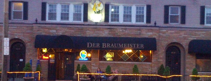 Der Braumeister is one of Cleveland.
