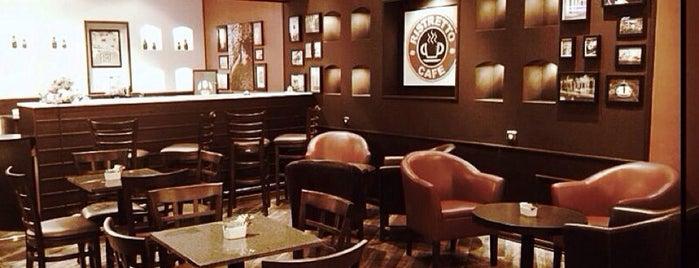 Ristretto Cafe is one of สถานที่ที่ B ถูกใจ.