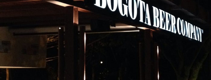 Bogotá Beer Company is one of Lieux qui ont plu à Fernando.