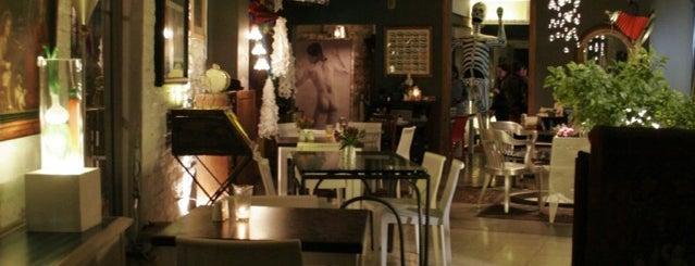 Sí. Restaurant, Bar, Concept Store is one of Vegetariano y opciones sin carne.