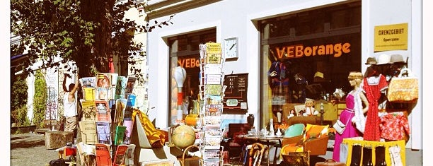 VEB Orange is one of Berlín.