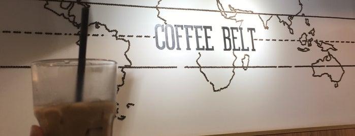 Coffee Belt is one of My fav.