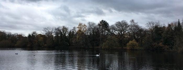 Eagle Pond is one of Paul'un Beğendiği Mekanlar.