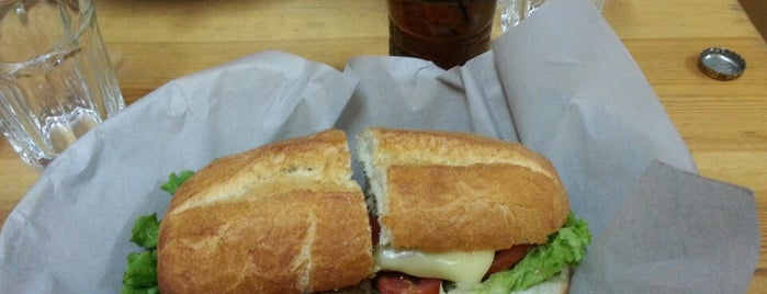 Juanito's sandwich-cafe is one of Peru.