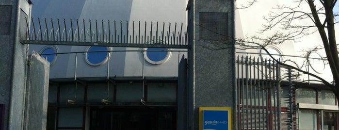 Planetarium Amsterdam is one of Orte, die Bas gefallen.
