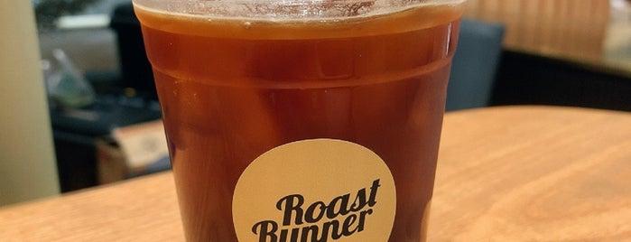 Roast Runner is one of 07_ตามรอย_coffee.
