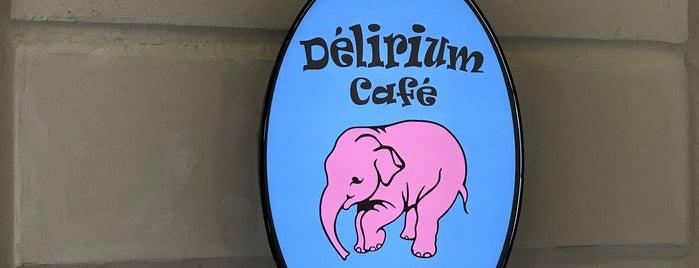 Cafe Delirium is one of Locais curtidos por Karl.