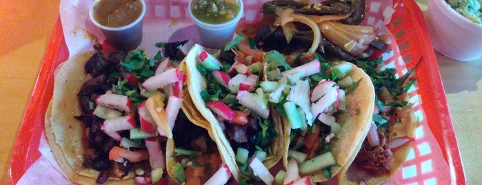 El Taco H is one of Favorites.