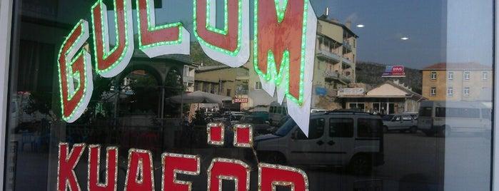 Gülüm Kuaför is one of Posti che sono piaciuti a Yakup.