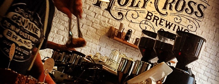 The Holy Cross Brewing Society is one of Food & Fun - Frankfurt.