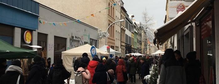 Körnerstraße is one of Lieux qui ont plu à Denis.