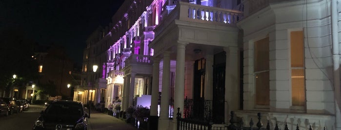 The Park City Grand Plaza Kensington is one of London لندن.