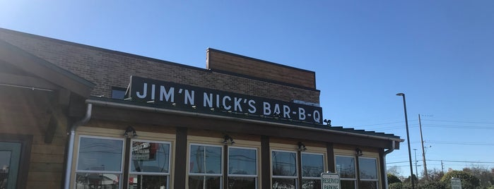 Jim 'N Nick's BBQ is one of Best of Huntsville.