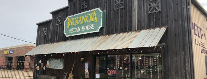 Indianola Pecan House is one of Indianola/Mississippi hometown things.