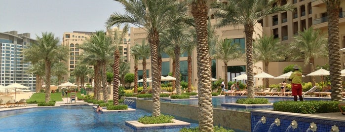 Fairmont The Palm is one of دبی.