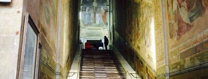 Scala Santa is one of 101 cose da fare a Roma almeno 1 volta nella vita.