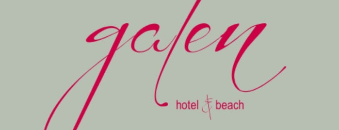 Galen Hotel & Beach is one of Bodrum.