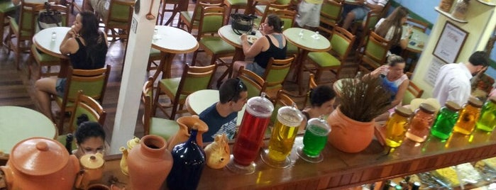 Restaurante Comer Bem is one of Florianopolis Downtown - Places For Lunch.