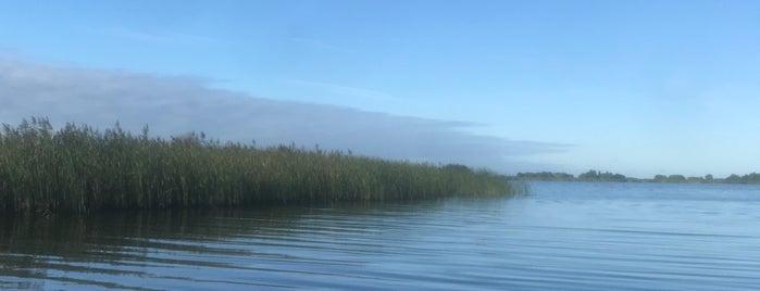 Giethoornsche Meer is one of Giethoorn.