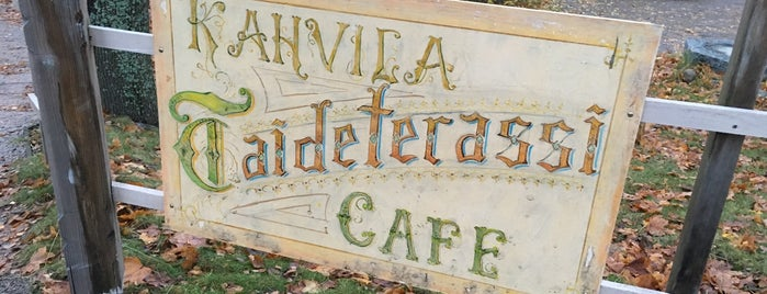 Cafe Taideterassi is one of Mai Helsinki.