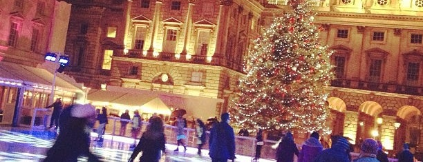 Somerset House is one of 36 hours in...London.