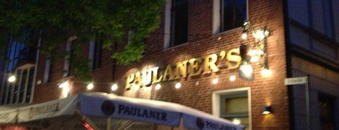 Paulaner's is one of V͜͡l͜͡a͜͡d͜͡y͜͡S͜͡l͜͡a͜͡v͜͡a͜͡ 님이 좋아한 장소.