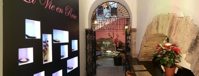 La Vie en Rose is one of Guanajuato.