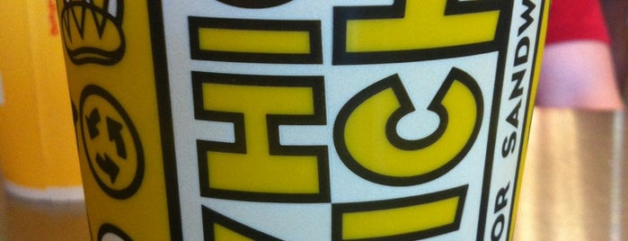 Which Wich? Superior Sandwiches is one of Lunch spots.